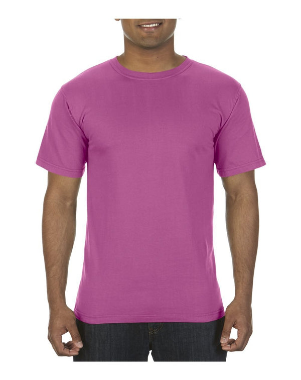Comfort Colors Garment Dyed Lightweight Ringspun Short Sleeve T-Shirt-Comfort Colors-Pacific Brandwear