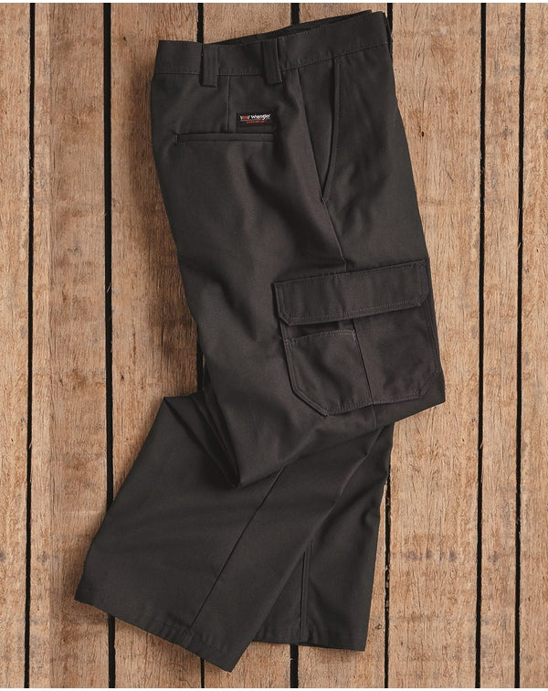 Functional Cargo Pants - Extended Sizes-Wrangler-Pacific Brandwear