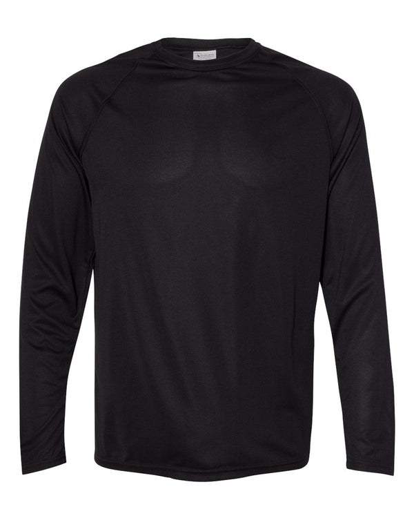 Attain True Hue Performance Long sleeve T-Shirt-Augusta Sportswear-Pacific Brandwear