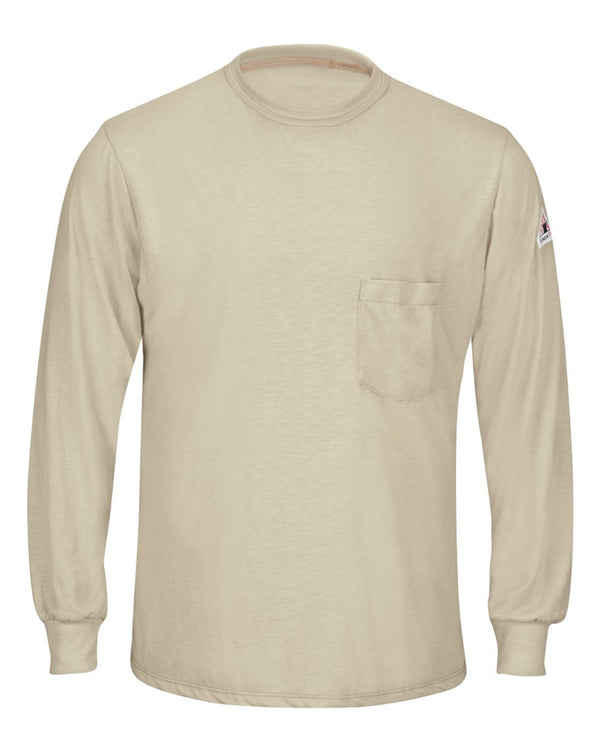 Long sleeve Lightweight T-Shirt-Bulwark-Pacific Brandwear