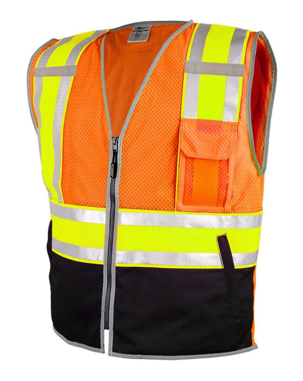 Ultimate Reflective Vest-ML Kishigo-Pacific Brandwear