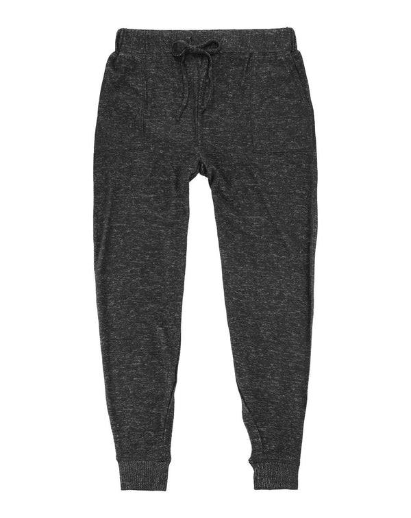 Women's Cuddle Fleece Joggers-Boxercraft-Pacific Brandwear