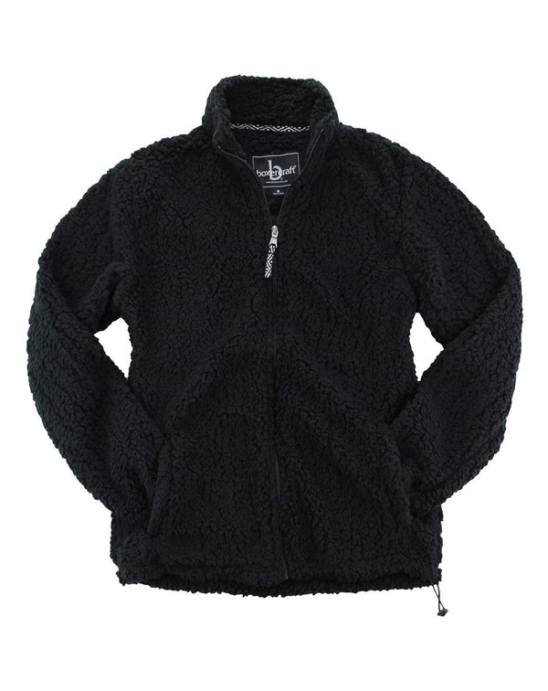 Men's Full-Zip Sherpa-Boxercraft-Pacific Brandwear