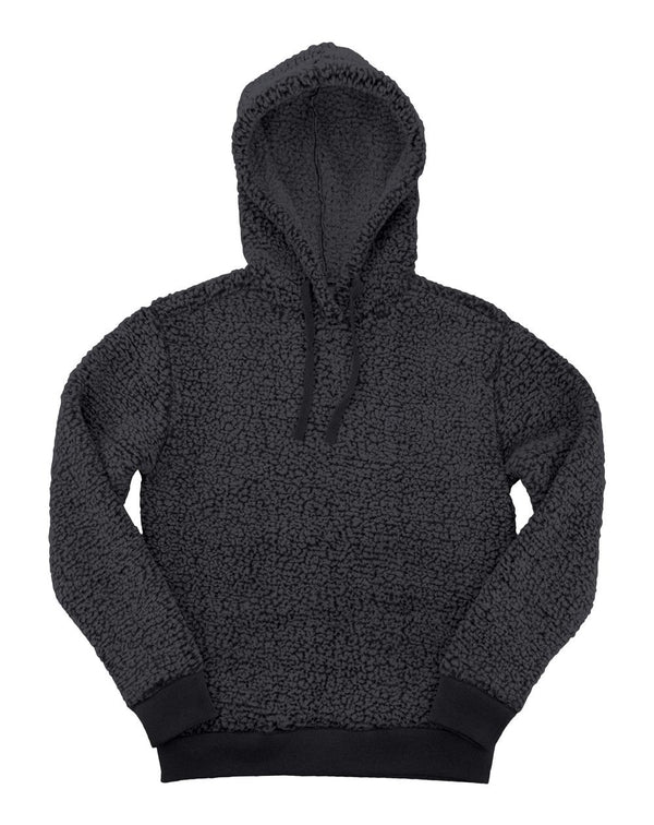 Sherpa Hooded Pullover-Boxercraft-Pacific Brandwear
