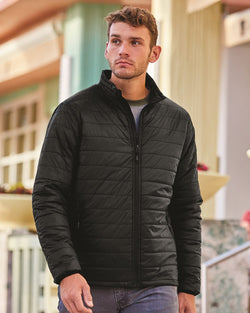 Puffer Jacket-Independent Trading Co.-Pacific Brandwear