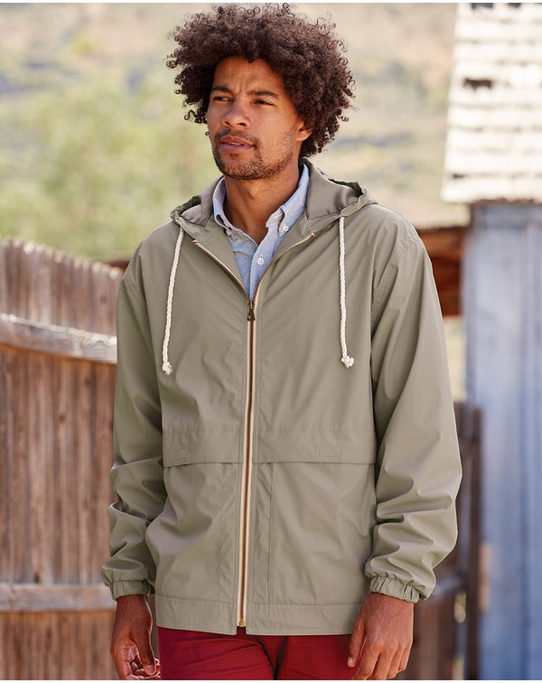 Weatherproof Vintage Hooded Rain Jacket-Weatherproof-Pacific Brandwear