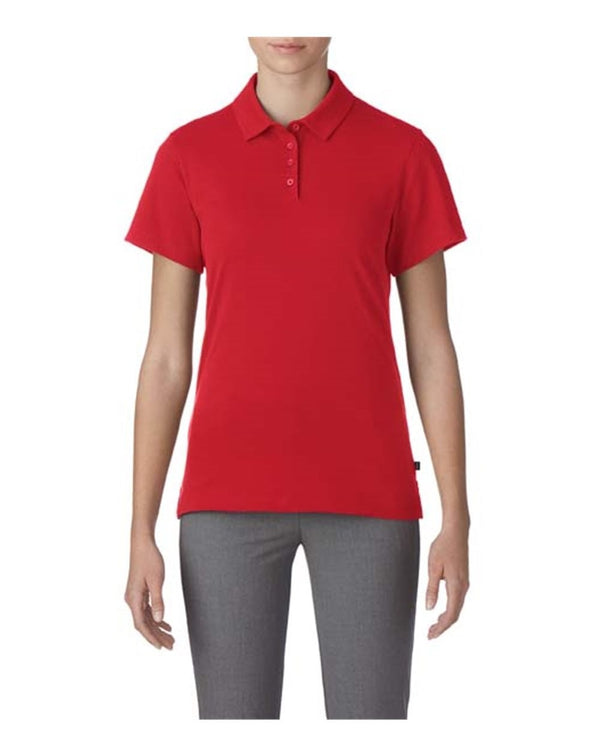 Prim + Preux Women's Easy Fit Polo-Prim + Preux-Pacific Brandwear