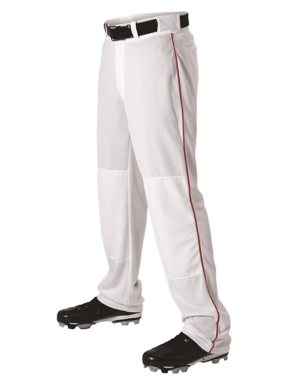 Youth Baseball Pants With Braid-Alleson Athletic-Pacific Brandwear