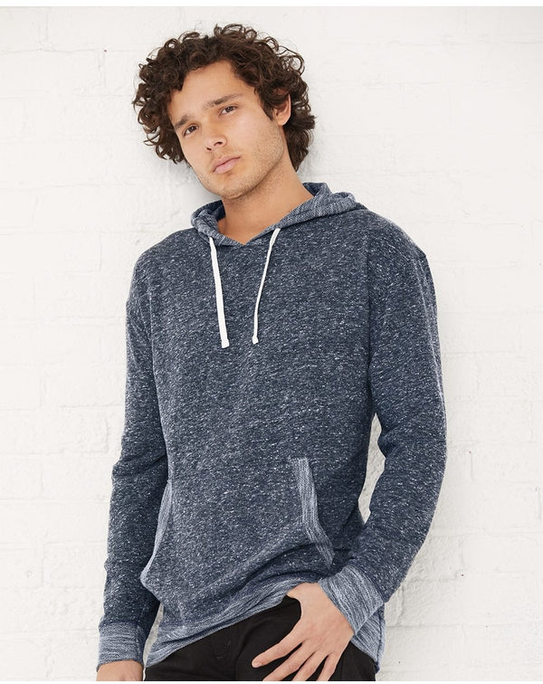 Harborside Melange French Terry Hooded Pullover-LAT-Pacific Brandwear