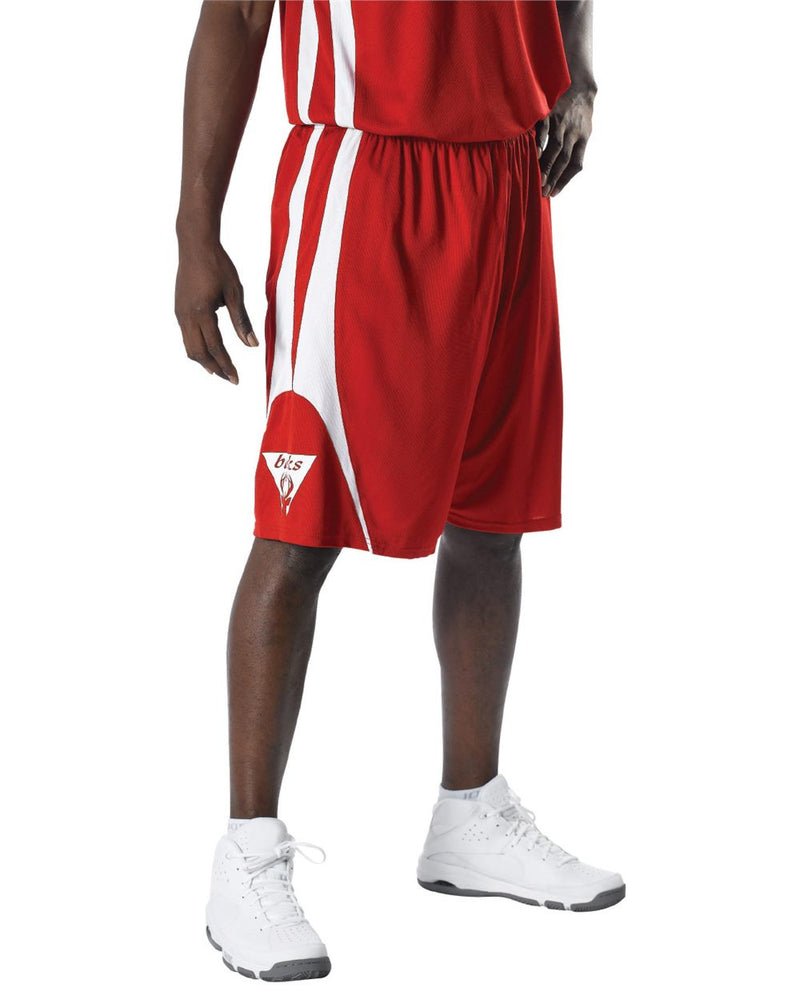Youth Reversible Basketball Shorts-Alleson Athletic-Pacific Brandwear