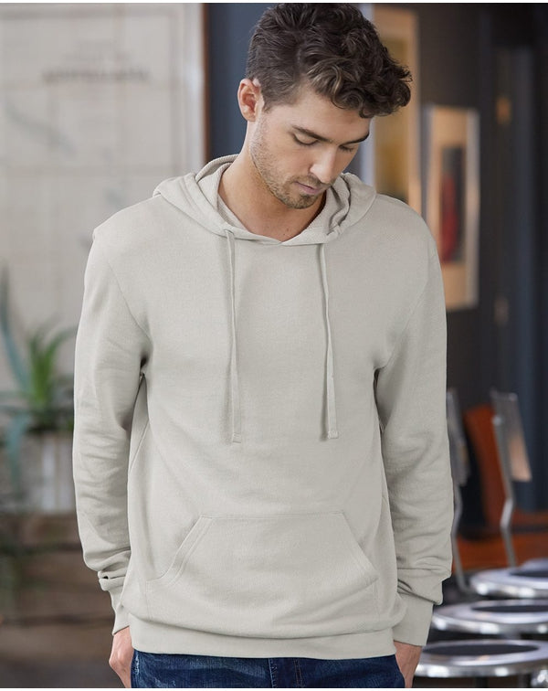 Challenger Lightweight Washed French Terry Hooded Pullover-Alternative Apparel-Pacific Brandwear