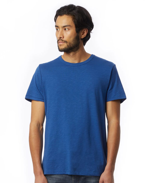Keeper Weathered Slub T-Shirt-Alternative Apparel-Pacific Brandwear