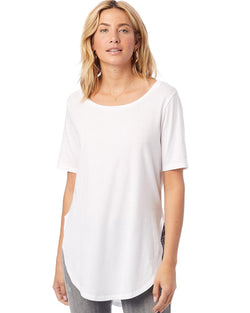 Organic Half sleeve Tunic-Alternative Apparel-Pacific Brandwear