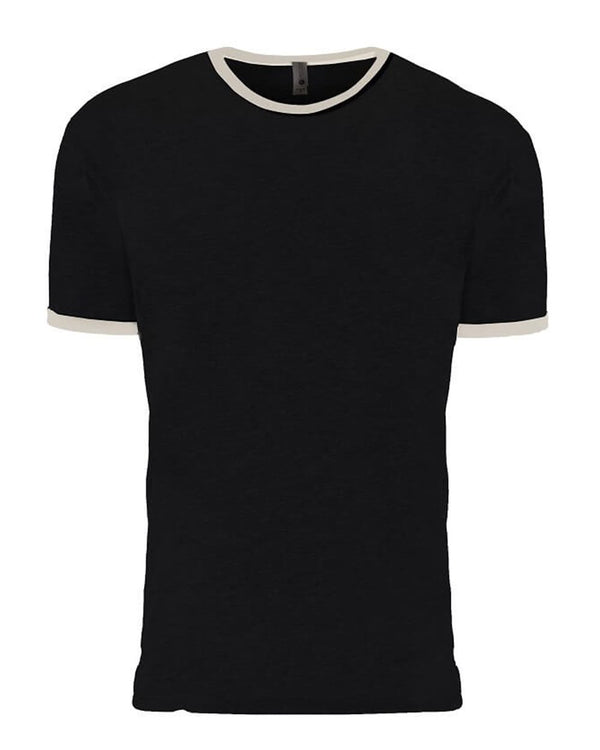 Unisex Fine Jersey Ringer-Next Level-Pacific Brandwear