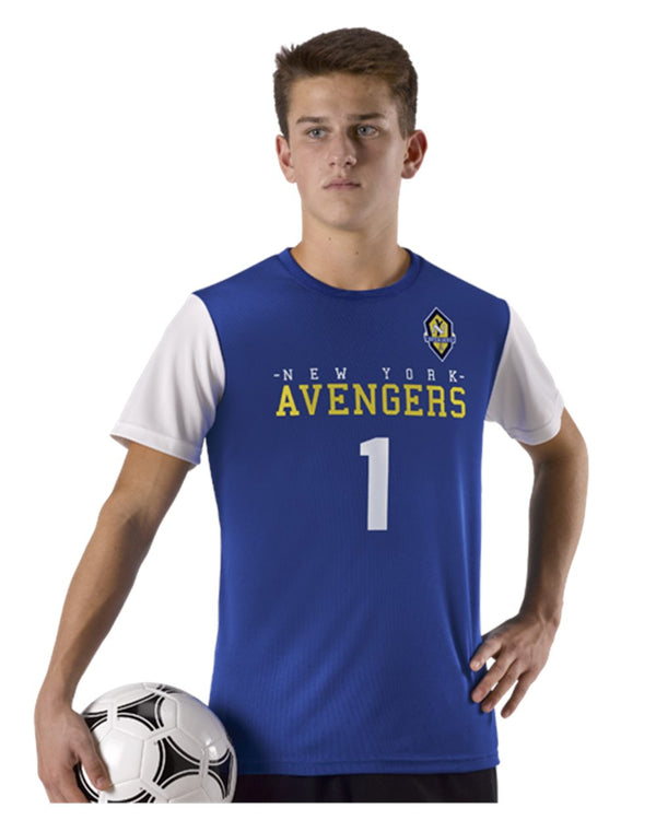 Striker Soccer Jersey-Alleson Athletic-Pacific Brandwear