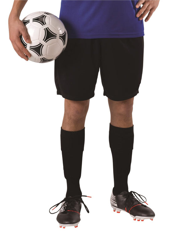 Striker Soccer Shorts-Alleson Athletic-Pacific Brandwear