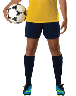 Youth Striker Soccer Shorts-Alleson Athletic-Pacific Brandwear