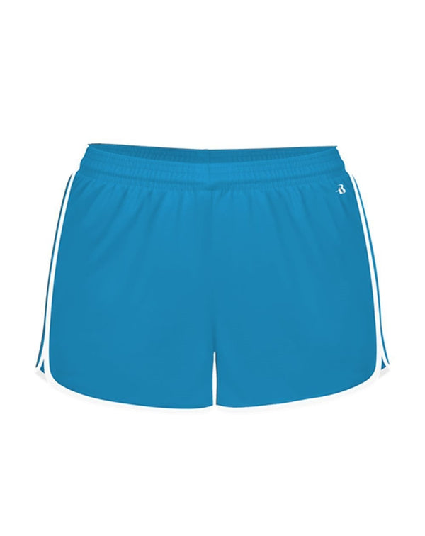 Girls' Velocity Shorts-Badger-Pacific Brandwear