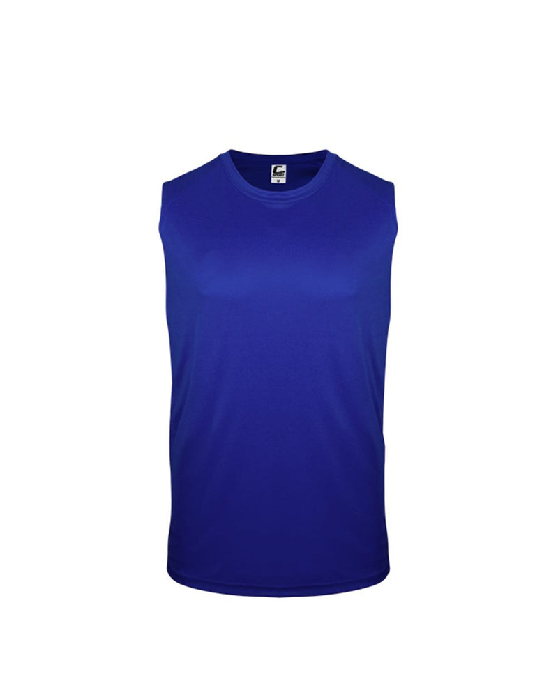 Youth sleeveless T-Shirt-C2 Sport-Pacific Brandwear