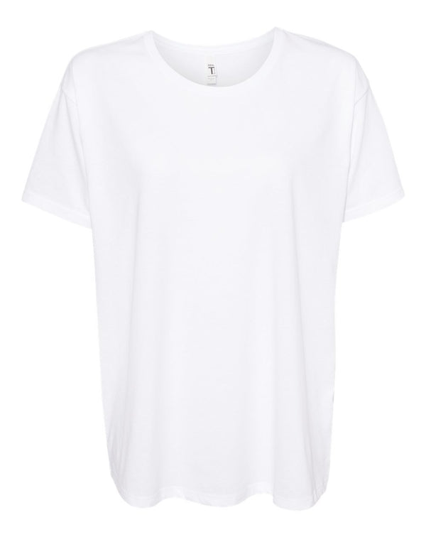 Women's Ideal Flow Tee-Next Level-Pacific Brandwear