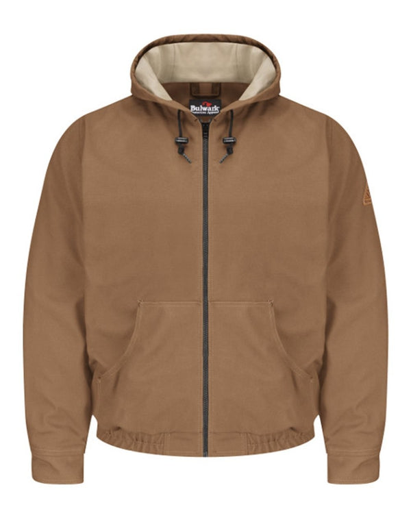 Hooded Jacket - EXCEL FR ComforTouch-Bulwark-Pacific Brandwear