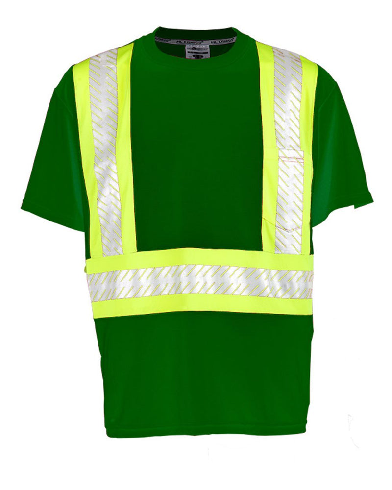 Enhanced Visibility Pocket T-Shirt-ML Kishigo-Pacific Brandwear