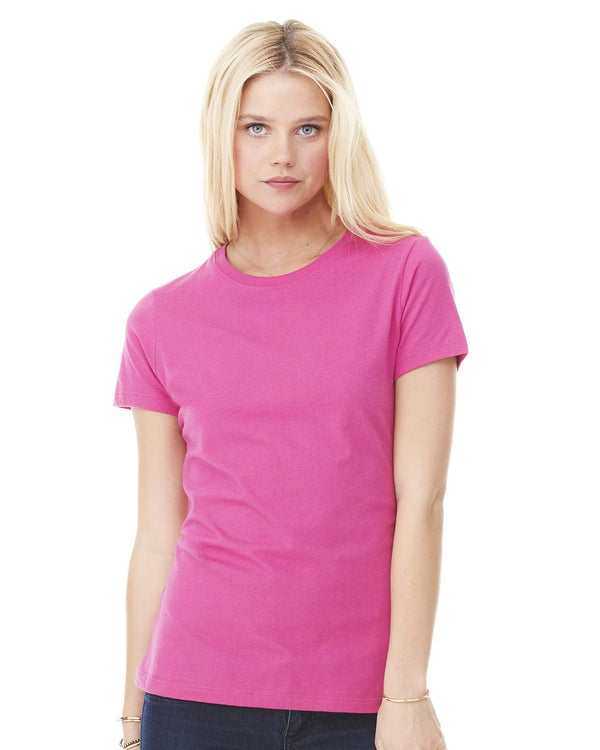 Women's Jersey Tee-BELLA + CANVAS-Pacific Brandwear