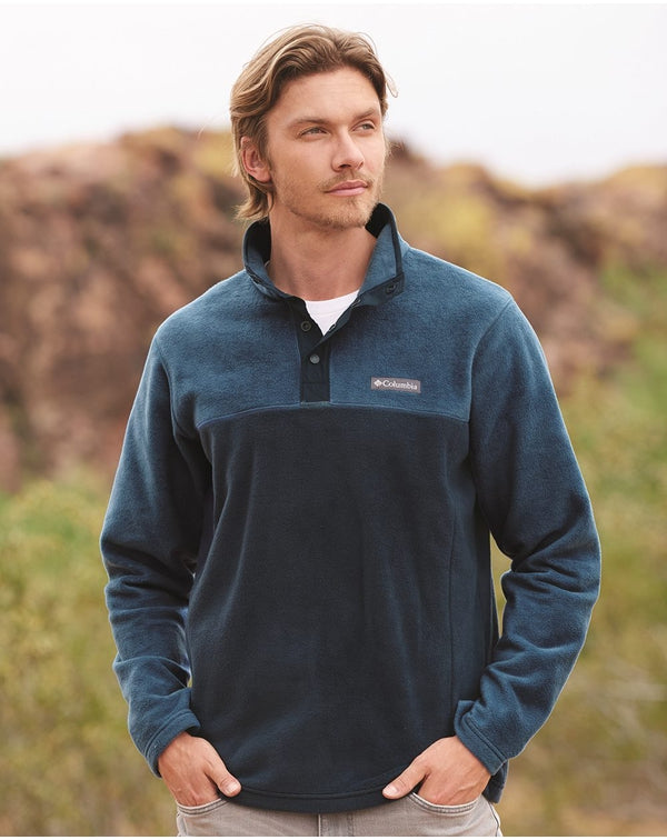 Steens Mountain Half-Snap Pullover-Columbia-Pacific Brandwear