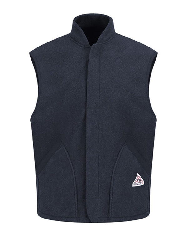 Fleece Vest Jacket Liner-Bulwark-Pacific Brandwear