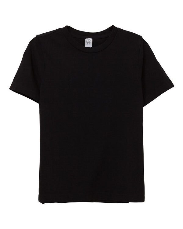 Youth Outsider Heavy Wash Jersey Tee-Alternative Apparel-Pacific Brandwear