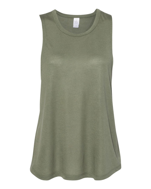 Women's Slinky Jersey Muscle Tank-Alternative Apparel-Pacific Brandwear