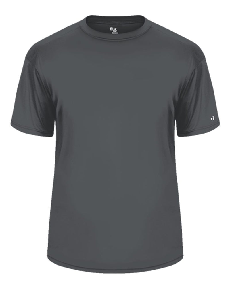 Youth Grit T-Shirt-Badger-Pacific Brandwear