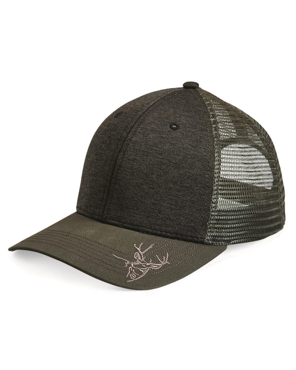 Buck Head Trucker Cap-DRI DUCK-Pacific Brandwear