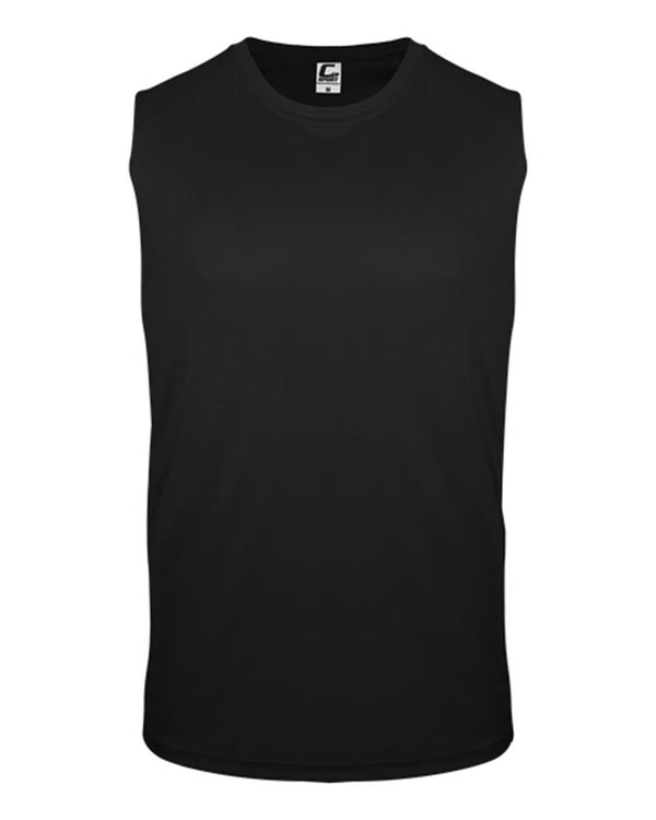 sleeveless T-Shirt-C2 Sport-Pacific Brandwear