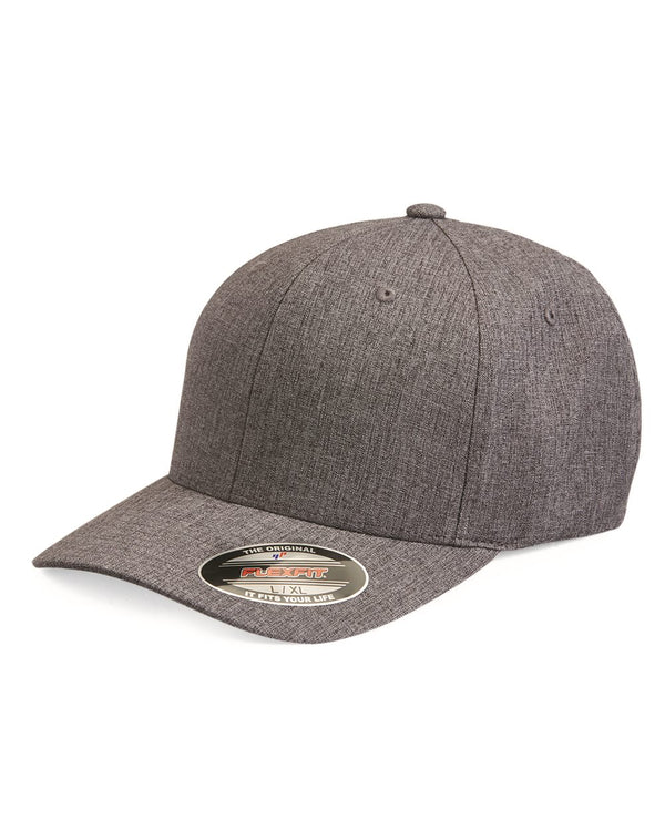 Heatherlight M_lange Cap-Flexfit-Pacific Brandwear