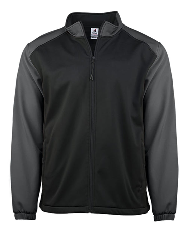 Soft Shell Sport Jacket-Badger-Pacific Brandwear