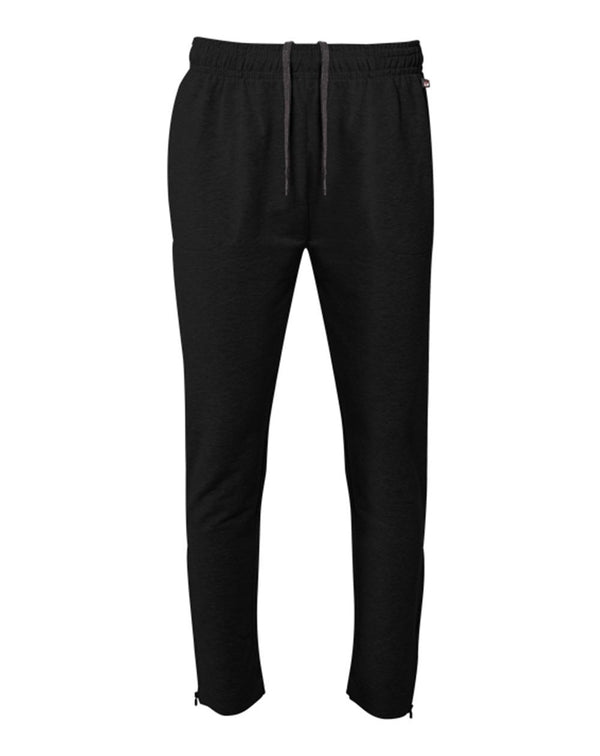 FitFlex French Terry Sweatpants-Badger-Pacific Brandwear