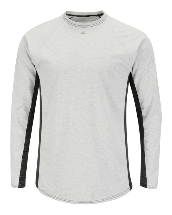 Long sleeve FR Two-Tone Base Layer- EXCEL FR-Bulwark-Pacific Brandwear