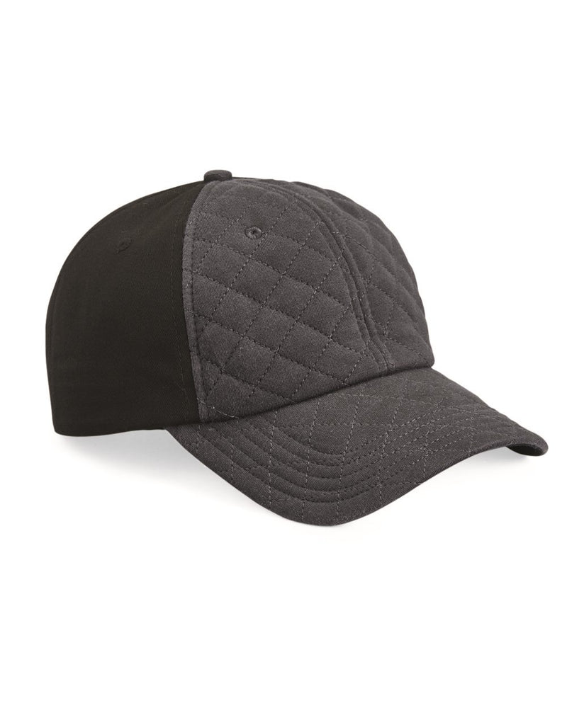 Cap with Quilted Front-Sportsman-Pacific Brandwear