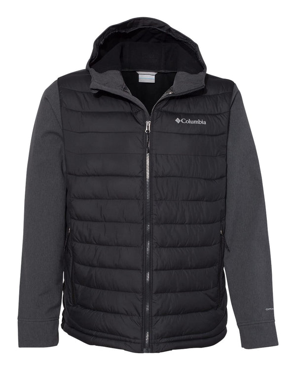 Powder Lite Hybrid Jacket-Columbia-Pacific Brandwear