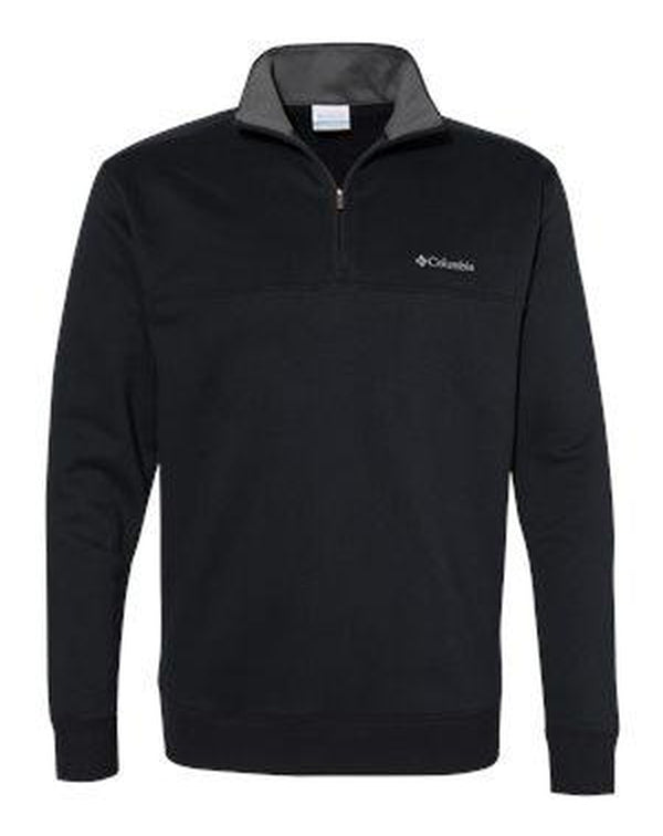 Hart Mountain Half-Zip Sweatshirt-Columbia-Pacific Brandwear