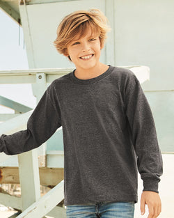 Youth Classic Long sleeve T-Shirt-ALSTYLE-Pacific Brandwear