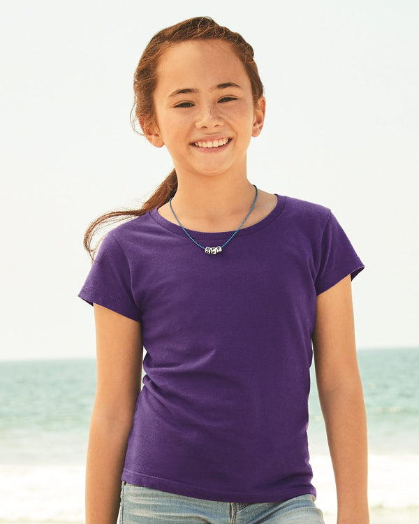 GirlsÍ Ultimate T-Shirt-ALSTYLE-Pacific Brandwear