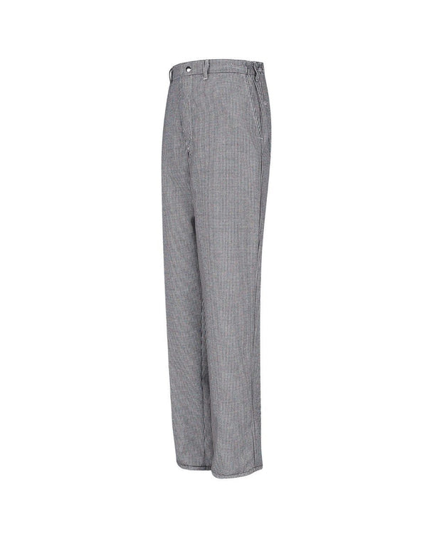 Spun Poly Checked Cook Pants-Chef Designs-Pacific Brandwear