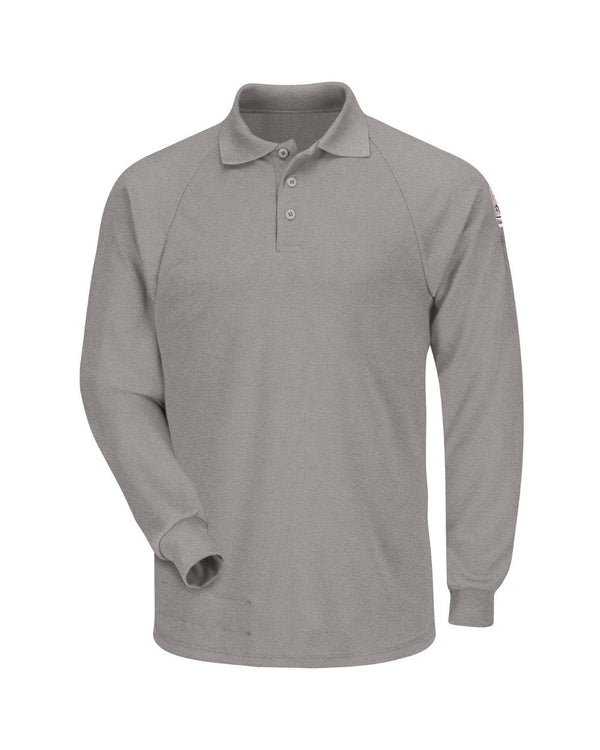 Classic Long sleeve Polo - CoolTouch2-Bulwark-Pacific Brandwear