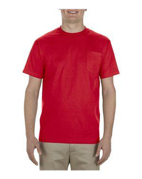 Classic Pocket T-Shirt-ALSTYLE-Pacific Brandwear