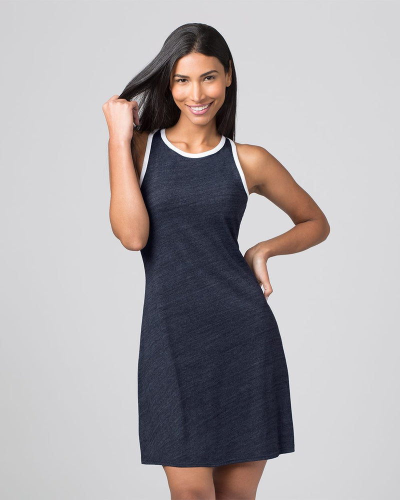 Women's Ringer Dress-Boxercraft-Pacific Brandwear