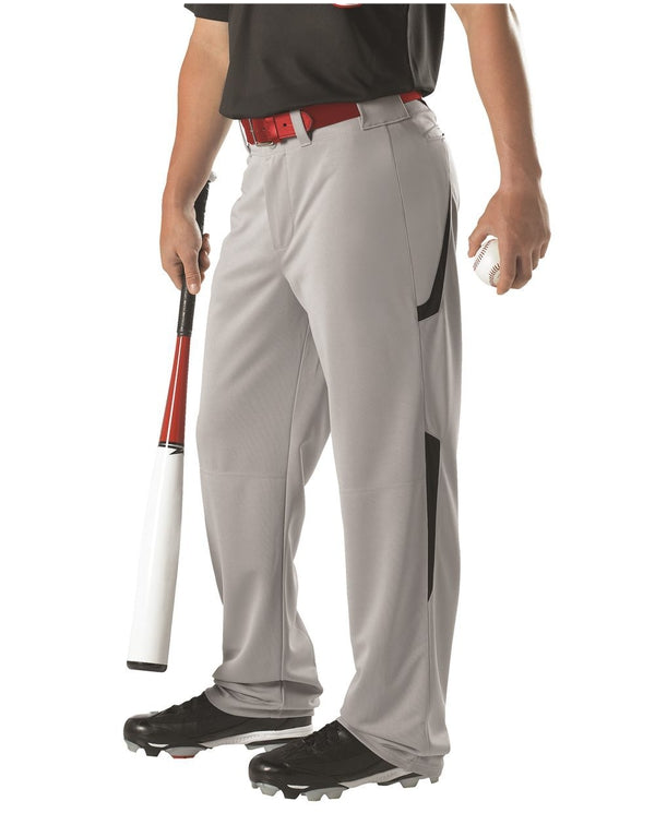 Youth Two Color Baseball Pants-Alleson Athletic-Pacific Brandwear