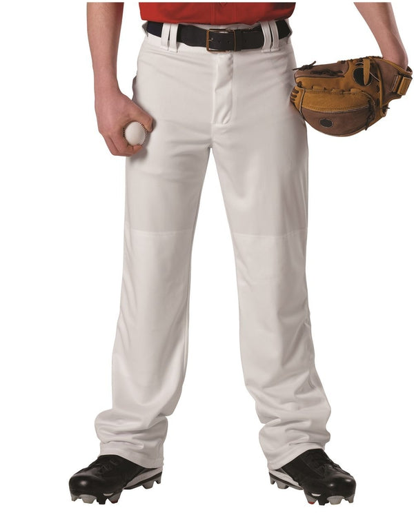 Youth Adjustable Inseam Baseball Pants-Alleson Athletic-Pacific Brandwear