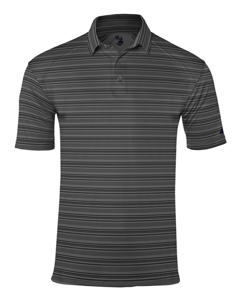 Striped Sport Shirt-Badger-Pacific Brandwear